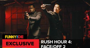 Diddy & Byung-Hun Lee star in Rush Hour 4... Sort of
