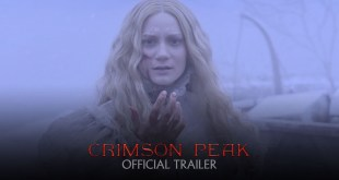 Watch the trailer for Guillermo Del Toro's 'Crimson Peak'