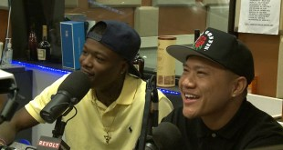 DC Young Fly x Timothy De La Ghetto on The Breakfast Club