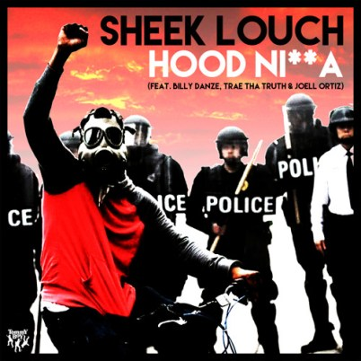 Sheek Louch ft. Billy Danze, Trae The Truth & Joell Ortiz - Hood Ni**a (Audio)