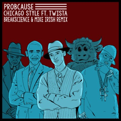 ProbCause ft. Twista - Chicago Style (Audio)