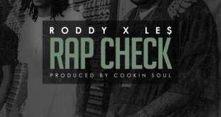 Roddy ft. LE$ - Rap Check (Audio)