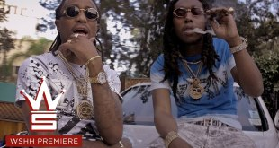Migos - Spray The Champagne (Video)