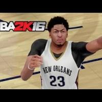 Anthony Davis: The Rise – NBA 2K16 (Video)