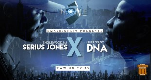 Battle Rap: Serius Jones vs DNA