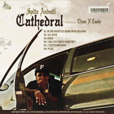 Curren$y - Cathedral (EP) back