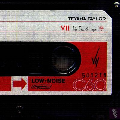Teyana Taylor - The Cassette Tape (EP) front