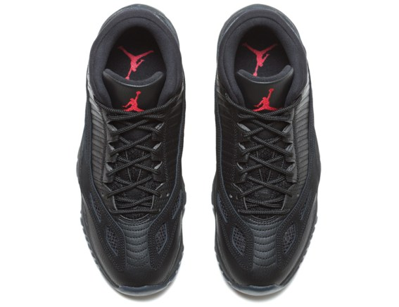 """In-Hand Review Jordan 11 Low IE """"Referee"""" (Early Release) 3"""