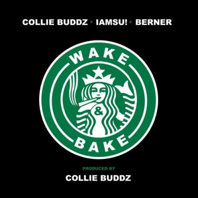 Collie Buddz ft. IAMSU! & Berner - Wake & Bake (Audio)