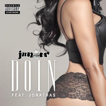 JunioR ft. Jonathas - Doin (Audio)