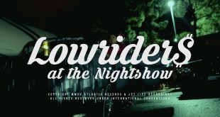 Curren$y - Lowriders At The Nightshow (Video)