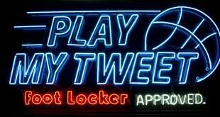Foot Locker x James Harden - Play My Tweet (Video)