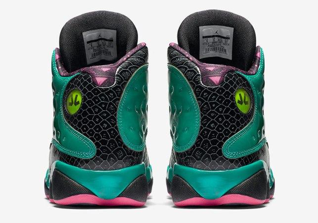 In Hand Sneaker Review Jordan 13 Doernbecher John Charles (Video) 5