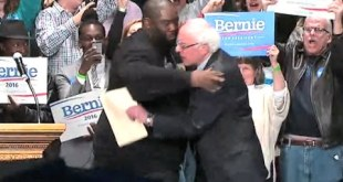 Killer Mike endorses Bernie Sanders (Video)