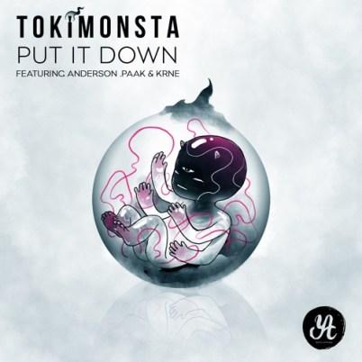 TOKiMONSTA ft. Anderson .Paak & KRNE - Put It Down (Audio)