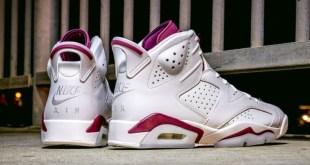 air jordan 6 maroon international O sneaker review trillmatic com 3