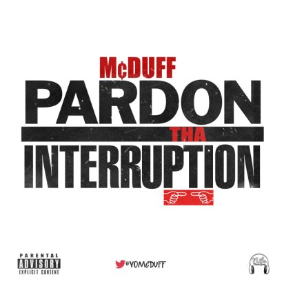 McDuff - Pardon Tha Interruption (EP)