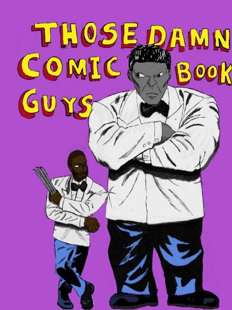 those damn comic guys podcast