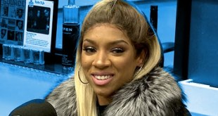 Lil Mama Interview at The Breakfast Club Power 105.1