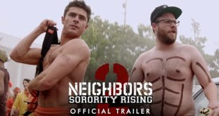 Neighbors 2 starring Seth Rogen & Zac Efron - Official Trailer