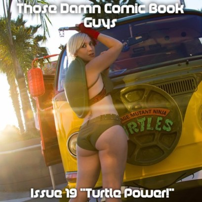 TD Comic Book Guys: Issue 19 - Turtle Power [Podcast]
