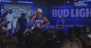 Mass Appeal presents Pimp C Tribute Show SXSW 2016