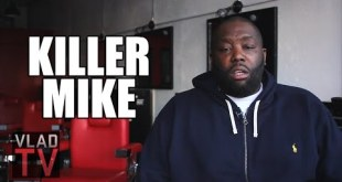 Killer Mike explains how he got into politics (Video)