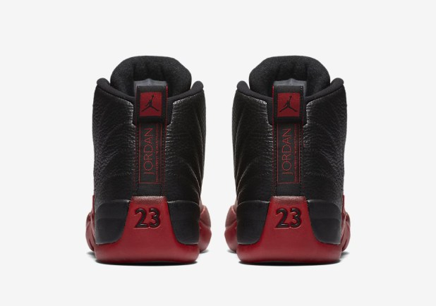 air jordan 12 flu game sneakers 5