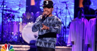 Watch Chance the Rapper perform 'Blessings'