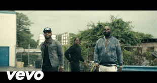 Royce 5'9 ft. Pusha T & Rick Ross - Layers (Video)