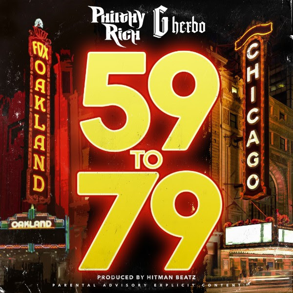 Philthy Rich ft. G Herbo - 59 to 79 (Audio)