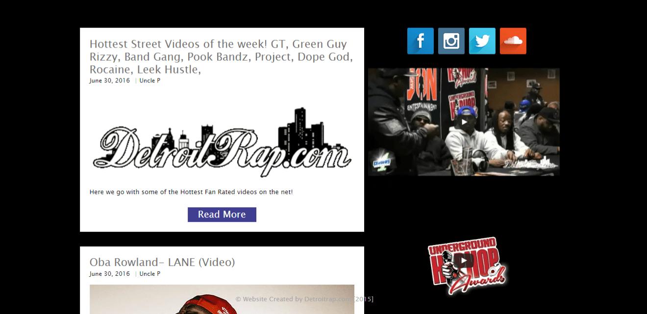 4 Detroit Hip Hop Blogs You Should Check out | Trillmatic com