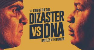 Rap Battle - Dizaster vs DNA II (Video)