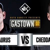 Rap Battle – The Saurus vs Chedda Cheese (Video)