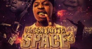 Nef The Pharoah - Fresh Outta Space 3 (Mixtape)