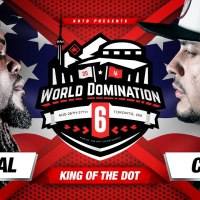 Rap Battle – Arsonal vs Cortez (Video)