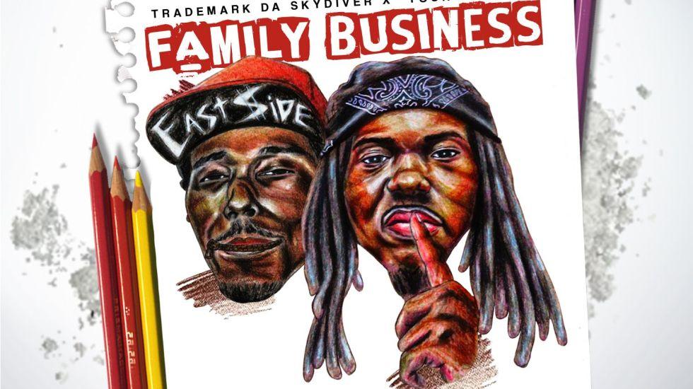 Stream Trademark Da Skydiver & Young Roddy's 'Family Business'