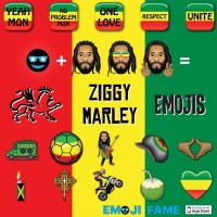 Rastamojis: Ziggy Marley, Grammy-Winning Reggae Star, Releases Set of Custom Emojis In Conjunction With Emoji Fame