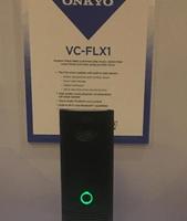 Onkyo Announces the 'VC-FLX1': A Unique Smart Speaker With Alexa Voice Service