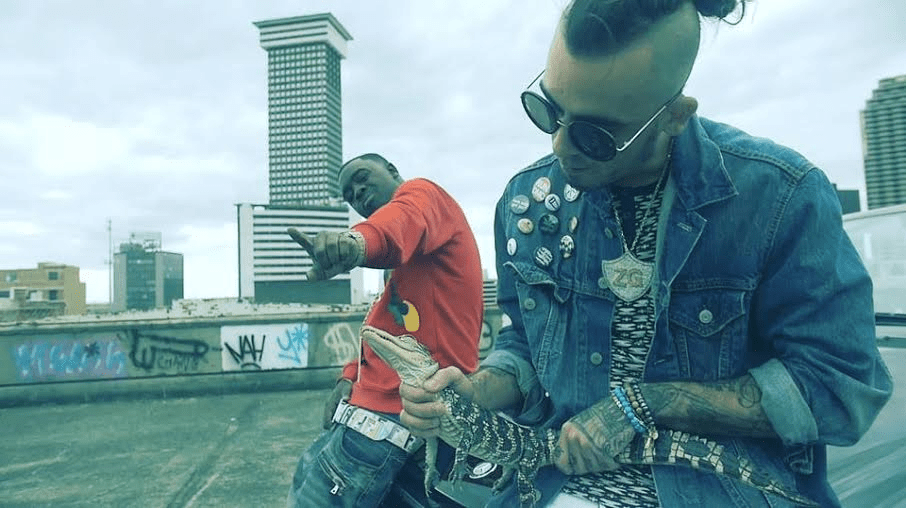Watch DeeDay and Kidd Kidd put on for New Orleans in 'Hold Up'