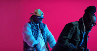 Wale featuring Lil Wayne - Running Back (Video)