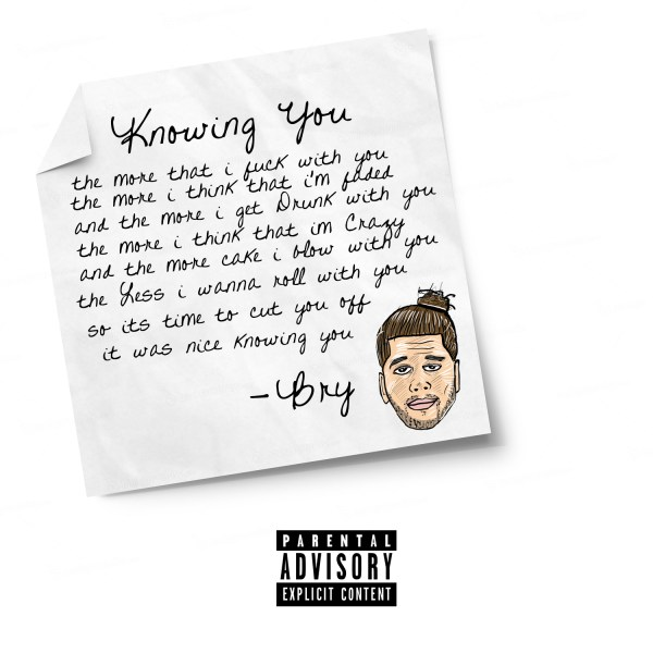 Bry - Knowing You (Audio)