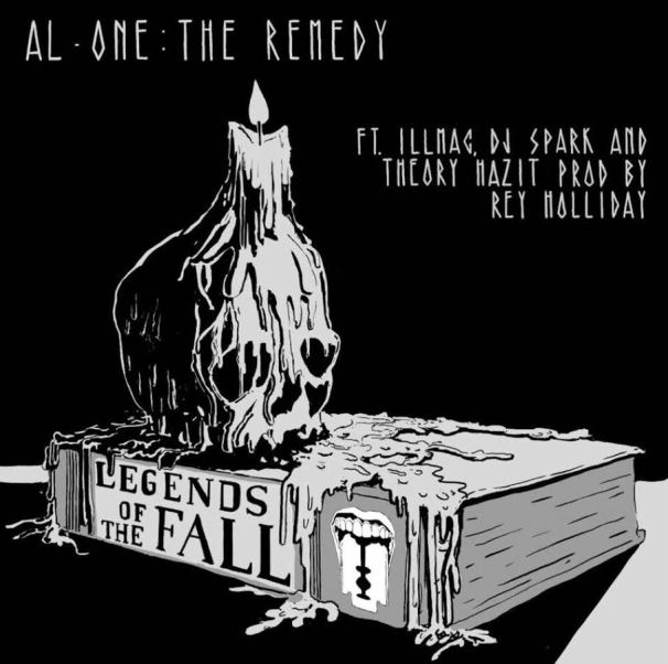 Al-One featuring illmaculate & Theory Hazit - Legends of the Fall (Audio)