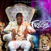 """B.Bandz, """"The Fresh Prince of Hip Hop"""" Signs with Russell Simmons @ All Def Digital to Drop his New Video, Fresh"""