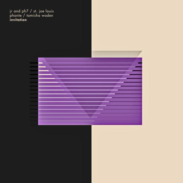 JR & PH7 x St. Joe Louis x Phonte x Tamika Waden - Invitation (Audio)
