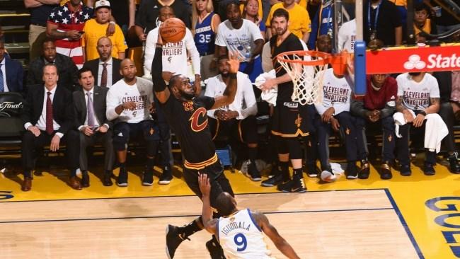 Top 10 Dunks of The 2017 NBA Finals (Video)