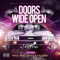 Houston's DeLorean links up with Paul Wall & Killa Kyleon for 'Doors Wide Open'