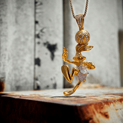 King Ice and Warner Bros. Consumer Products Launch Space Jam inspired Jewelry Line