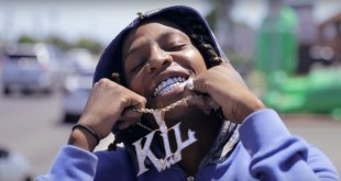 Nef The Pharoah featuring Slimmy B - Bling Blaow (Video)
