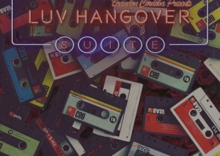 Los Angeles pianist & producer Brandon Cordoba releases his LUV HANGOVER SUITE mixtape